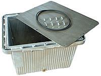 Aluminium liquid tanks DIN 24346