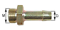 hose connector DIN 74304