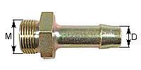 hose connector DIN 74304