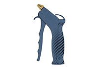 Blow gun with nozzle