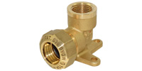 Wallplate coupler
