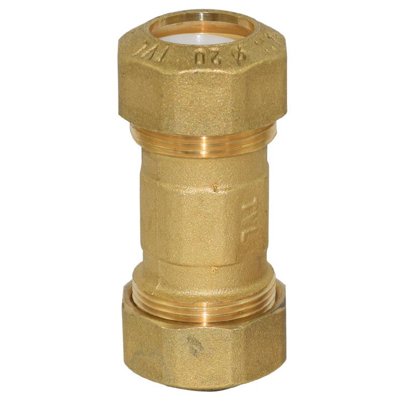 Messing Verbindungen Für Pe Rohre Im Hytec Hydraulik Onlineshop