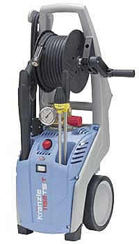 Kränzle K 1152 TS-T - the small power pack with hose reel