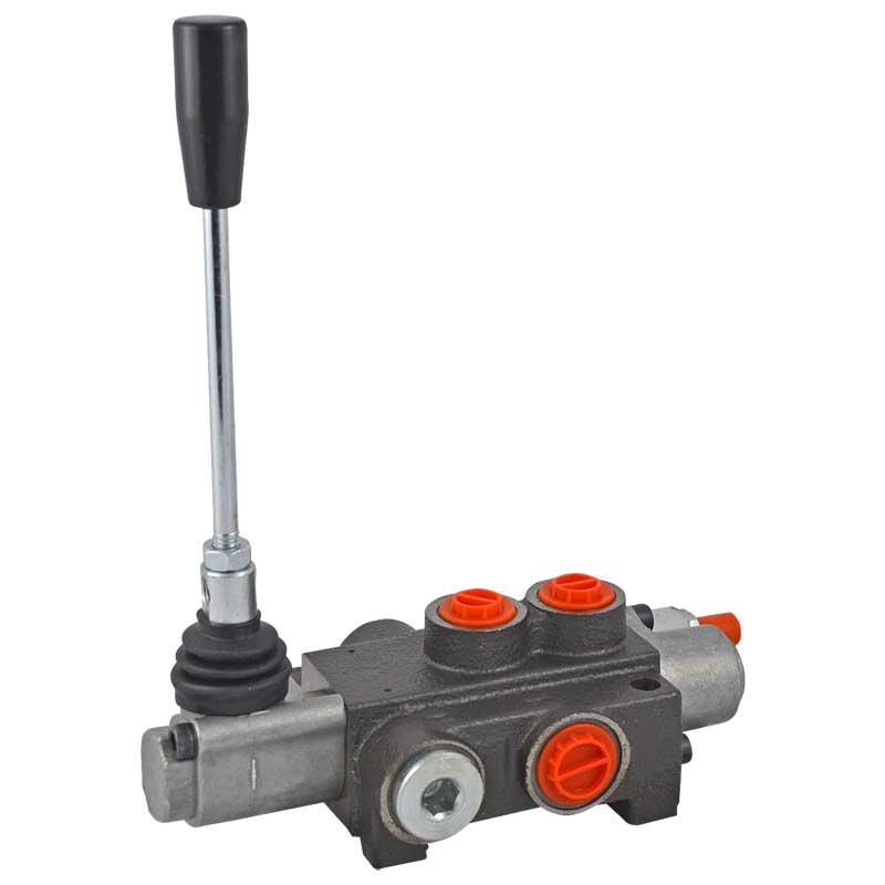 Monoblockventile 40 l/min im Hytec Hydraulik Onlineshop