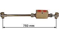 Sperrventil für hydraulischen Top Links