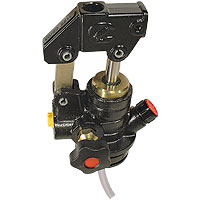 Hydraulic hand pump, single-acting