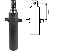 Telescopic cylinders (suspension I)