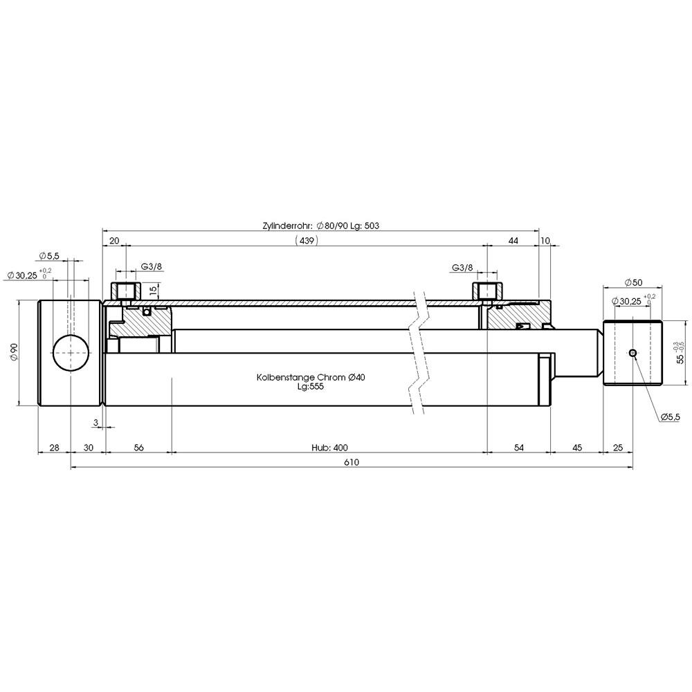 Eisenwaren2000 10 St/ück rostfrei ISO 10642 Senkkopf Schrauben - DIN 7991 Gewindeschrauben M4 x 40 mm Senkkopfschrauben mit Innensechskant Edelstahl A2 V2A Vollgewinde