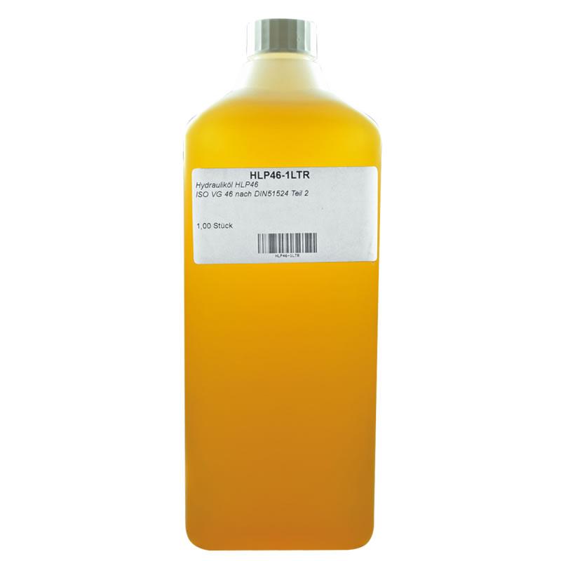 Top Hydrauliköl HLP46 ISO VG 46 1 Liter nach DIN51524 Teil 2 &UZ_07