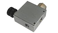 2-Way Flow Control Valve, non return valve, compensated
