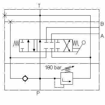 circuit diagram TS-1DFF