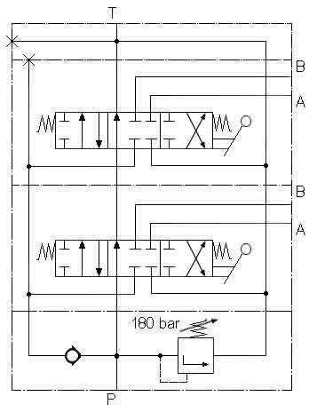 circuit diagram TS-2DFF