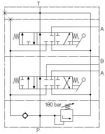 circuit diagram TS-2EFF+DFF