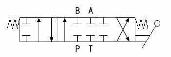Circuit diagram TS100-DFF.
