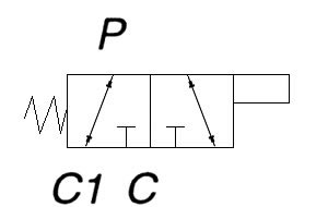 circuit diagram VE-3/2-G3/8.