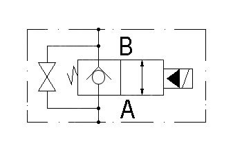 circuit diagram VE-2/2-G3/8-AC