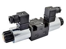 4/3-Way valve (industrial valve)