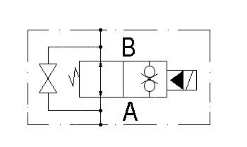 circuit diagram VE-2/2-G3/8-NO.