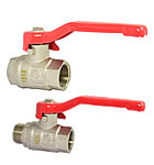 Ball Valves (low pressure)