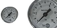 Pressure gauge Ø 40 mm