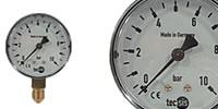Pressure gauge Ø 50 mm