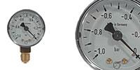 Pressure gauge Ø 63 mm