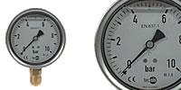 Glycerine Pressure gauge Ø 100 mm