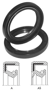 Radial-rotary-shaft-seal, inner diameter 6,00 mm to 10,00 mm