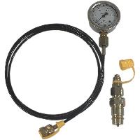Pressure measurement set