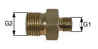 Straight Reduction coupling Type GR