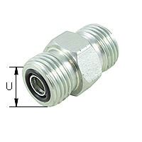 Straight couplings Type G