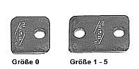 Cover plate for Pipe Clamp, Version A