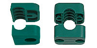 Clamp halves for Pipe Clamp, Version A