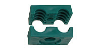 Clamp halves for Pipe Clamp, Version B