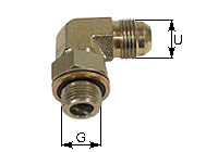 adjustable Male Connection Equal Elbows Type EWE