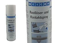 Rust loosener and Contact spray